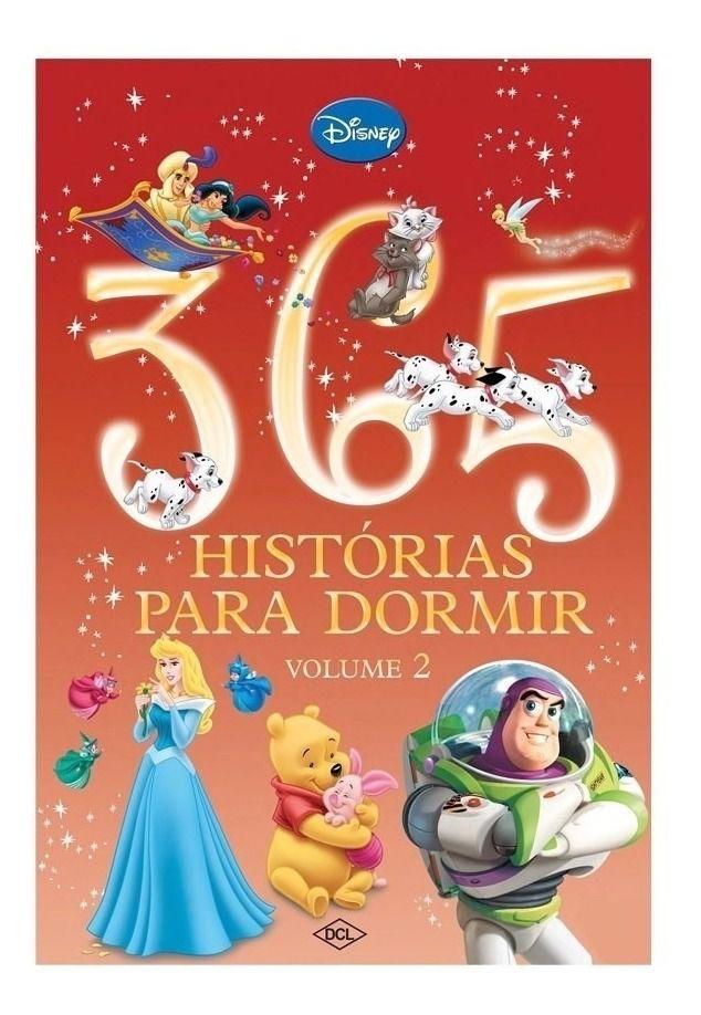 DISNEY- 365 HISTÓRIAS PARA DORMIR (VOLUME 2)