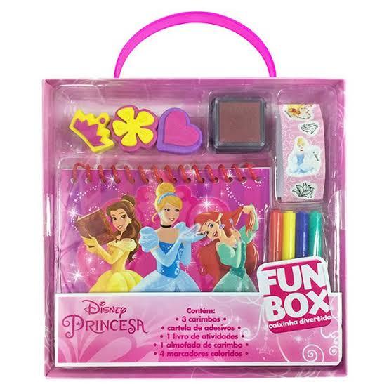 DISNEY- FUN BOX- PRINCESAS