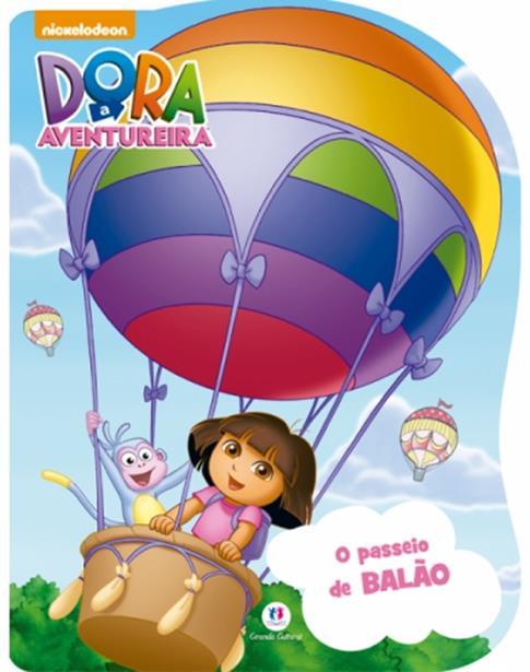 Dora a Aventureira: O Passeio de Balão