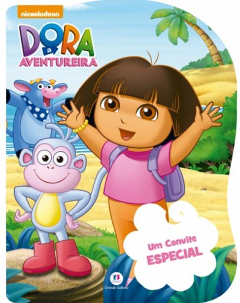 Dora a Aventureira: Um Convite Especial