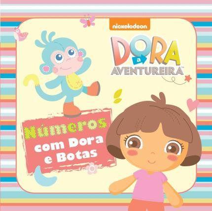 DORA AVENTUREIRA- NÚMEROS COM DORA E BOTAS