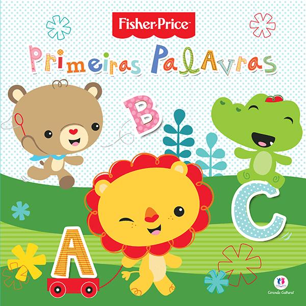 FISHER-PRICE-PRIMEIRAS PALAVRAS
