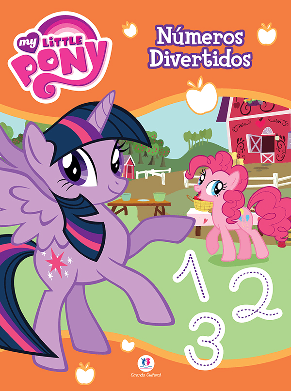 MY LITTLE PONY- NÚMEROS DIVERTIDOS
