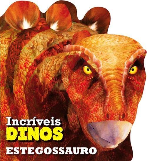 Estegossauro - Coleção Incríveis Dinossauros
