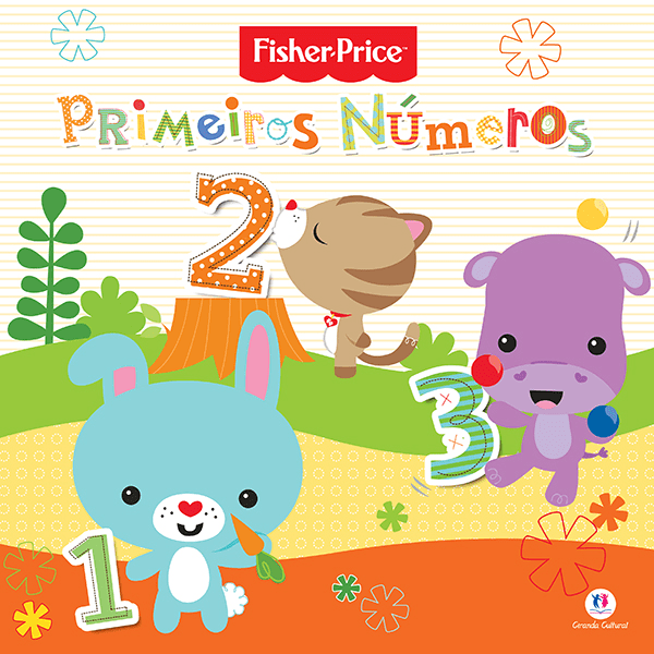 FISHER-PRICE - PRIMEIROS NUMEROS