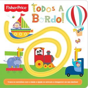 FISHER PRICE- TODOS A BORDO!