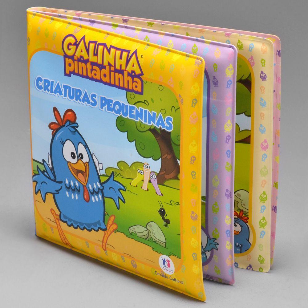 GALINHA PINTADINHA- CRIATURAS PEQUENAS