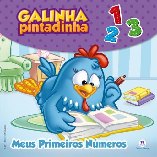 Galinha Pintadinha: Meus Primeiros Números