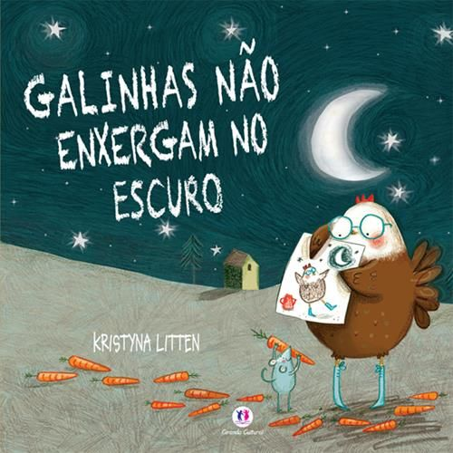 GALINHAS NÃO ENXERGAM NO ESCURO