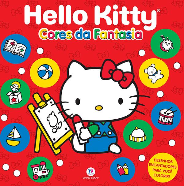 HELLO KITTY- CORES DA FANTASIA