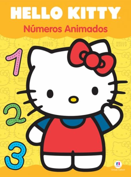 Hello Kitty: Números Animados