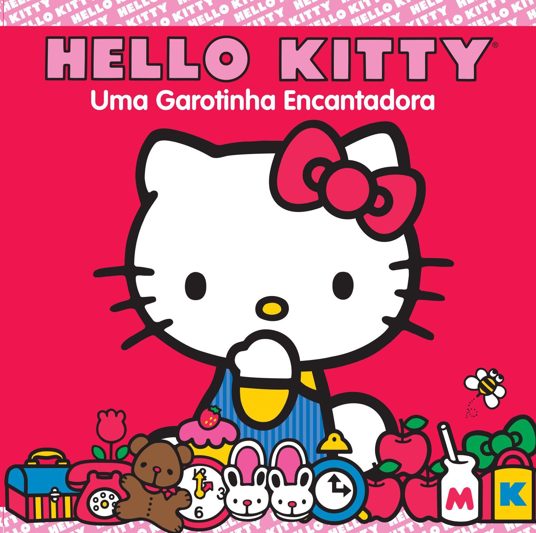 Hello Kitty: Uma Garotinha Encantada - Livro de Banho