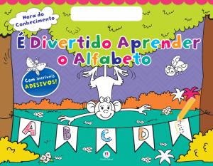 HORA DO CONHECIMENTO- APRENDER O ALFABETO