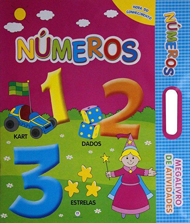 NÚMEROS - HORA DO CONHECIMENTO