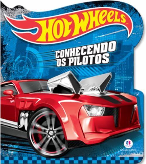 HOT WHEELS -CONHECENDO OS PILOTOS