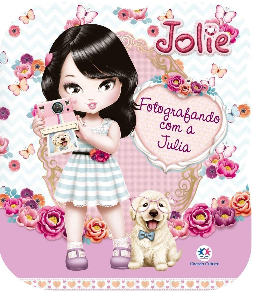 JOLIE- FOTOGRAFANDO COM A JULIA
