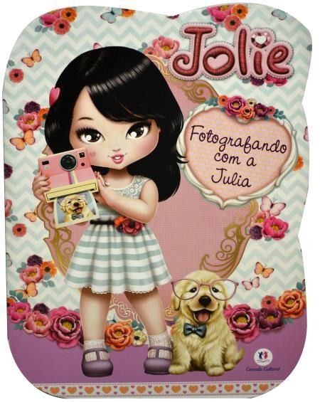 Jolie: Fotografando com a Julia - Maior