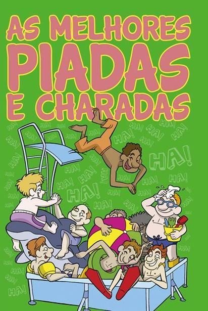 KIT 04 LIVROS- PIADAS