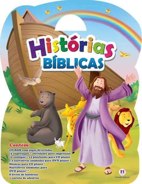 Maleta Histórias Bíblicas