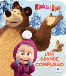 MASHA E O URSO- UMA GRANDE CONFUSÃO