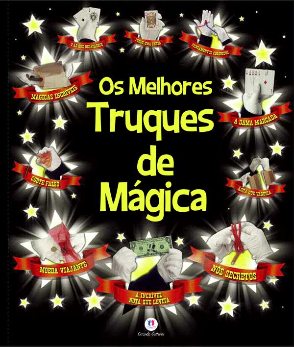 MELHORES TRUQUES DE MÁGICA