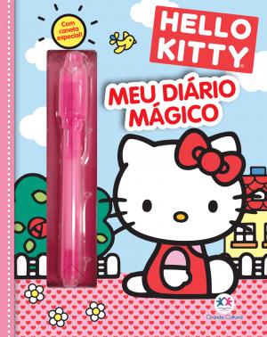 HELLO KITTY -MEU DIÁRIO MÁGICO