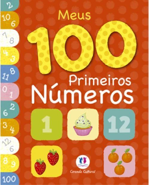 MEU PRIMEIRO LIVRO 100 PRIMEIROS NÚMEROS II