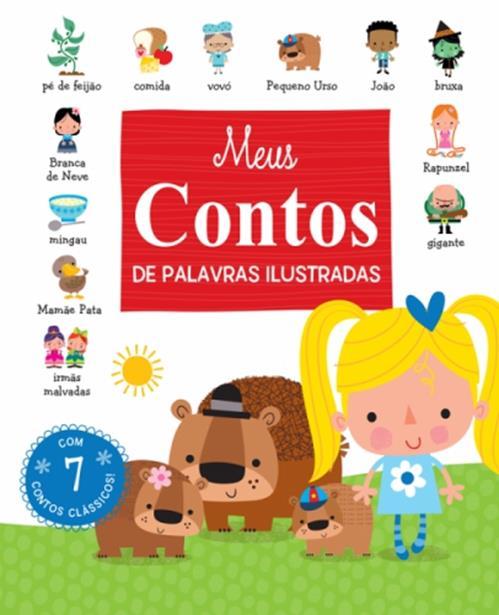 MEUS CONTOS DE PALAVRAS ILUSTRADAS
