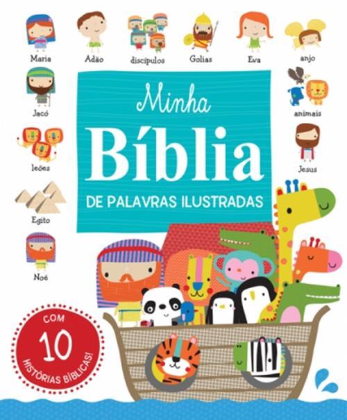 Minha Bíblia de Palavras Ilustrada