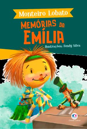 MONTEIRO LOBATO - MEMÓRIAS DA EMÍLIA