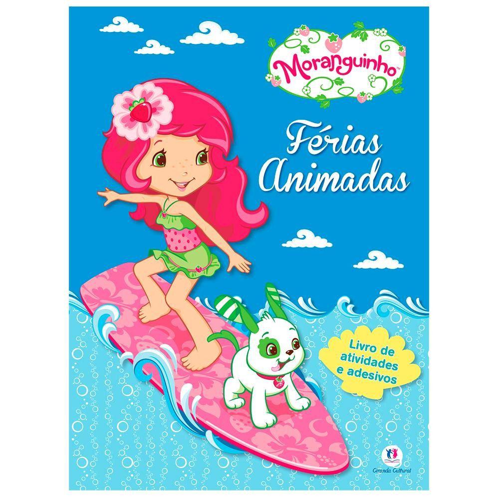 MORANGUINHO- FÉRIAS ANIMADAS