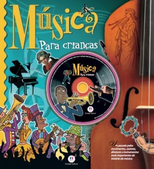Música Para Crianças - Acompanha CD-ROM