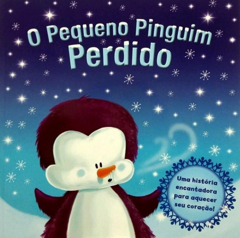 O PEQUENO PINGUIM PERDIDO
