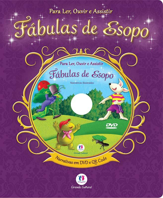 PARA LER OUVIR E ASSISTIR- FÁBULAS DE ESOPO