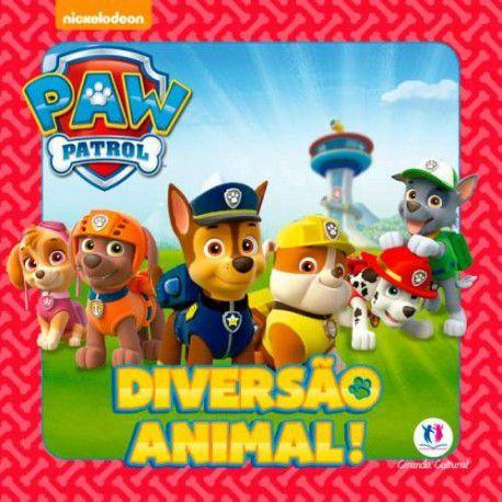 PATRULHA CANINA- DIVERSÃO ANIMAL