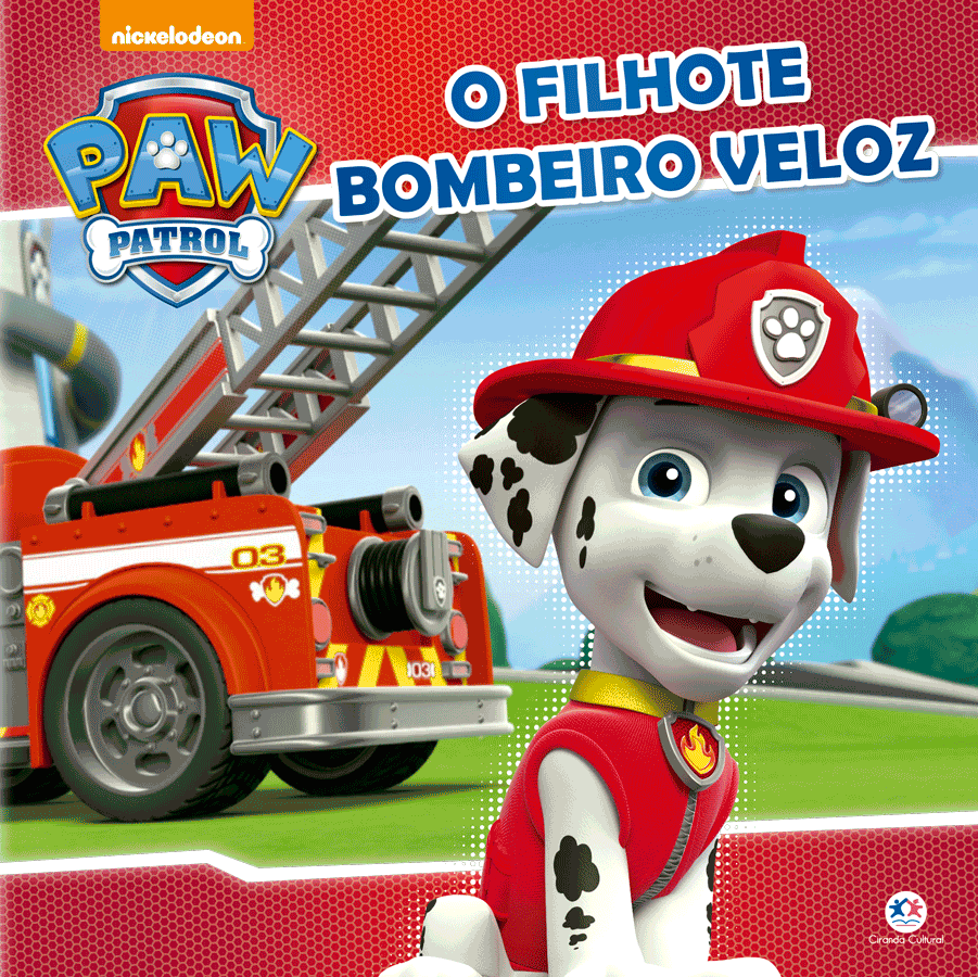 PATRULHA CANINA - O FILHOTE BOMBEIRO VELOZ