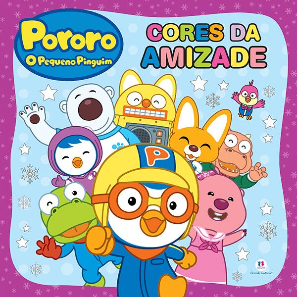 PORORO - CORES DA AMIZADE