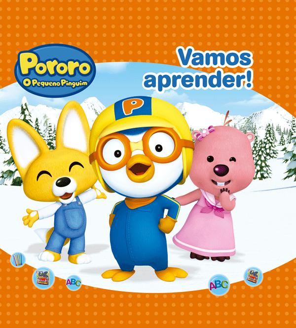 PORORO - VAMOS APRENDER!