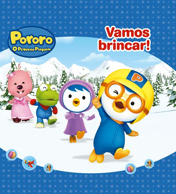 PORORO - VAMOS BRINCAR