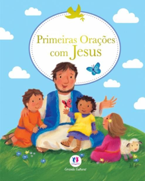 Primeiras Orações Com Jesus