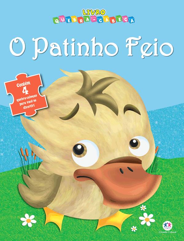 O PATINHO FEIO- QUEBRA CABEÇA