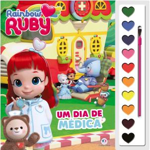 RAINBOW RUBY - UM DIA DE MÉDICA