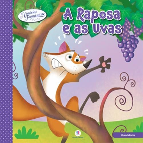A RAPOSA E AS UVAS