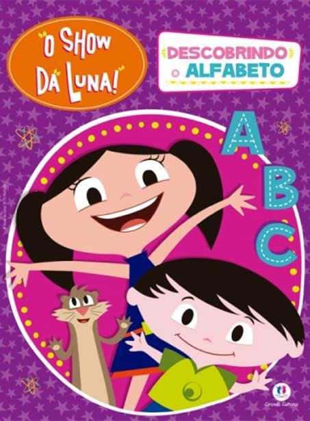 O SHOW DA LUNA DESCOBRINDO O ALFABETO