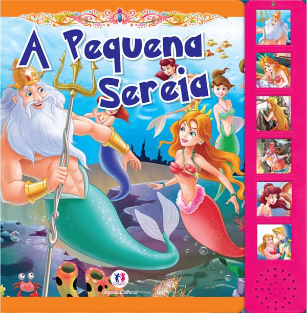 SON - CLASSICOS PEQUENA SEREIA - CIRANDA