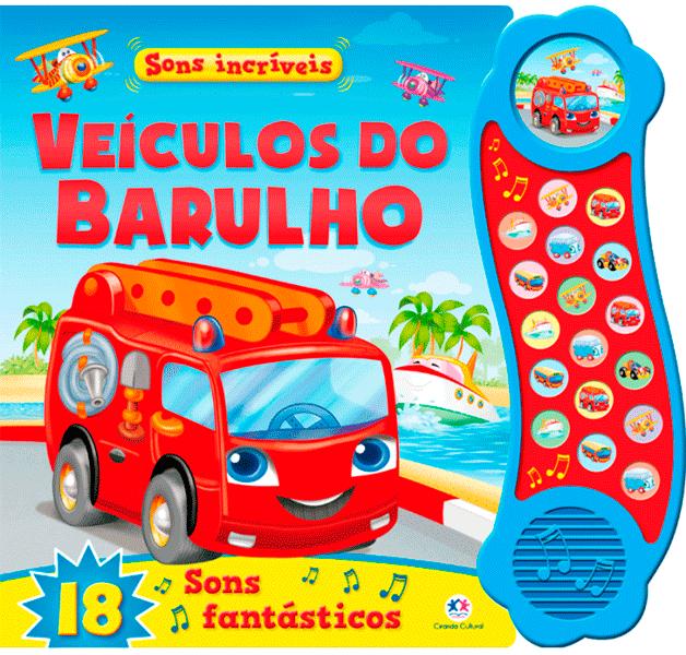 SONS INCRIVEIS - VEICULOS DO BARULHO - CIRANDA