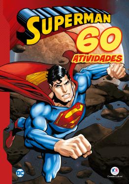 SUPER HOMEM - 60 ATIVIDADES