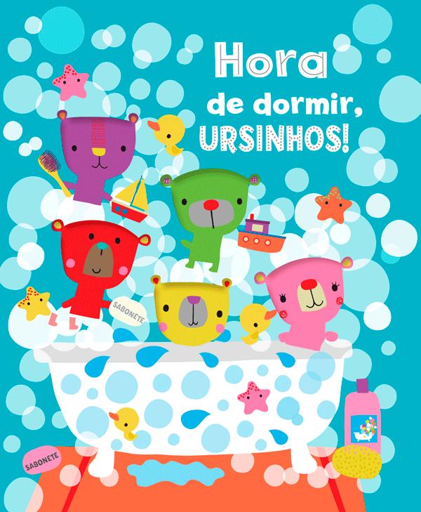 CINCO AMIGUINHOS- HORA DE DORMIR, URSINHOS!