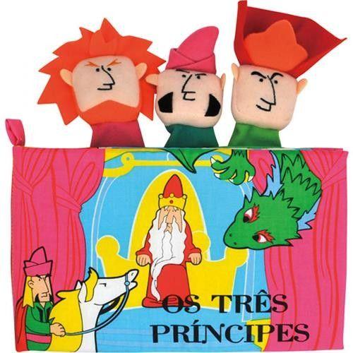Três Príncipes - Livro Fantoche, Os