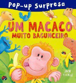 UM MACACO MUITO BAGUNCEIRO